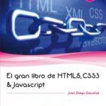 leer EL GRAN LIBRO DE HTML5