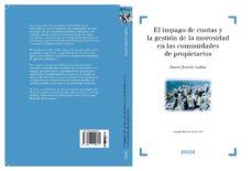 leer EL IMPAGO DE CUOTAS Y LA GESTION DE MOROSIDAD EN LAS COMUNIDADES DE PROPIETARIOS. INCLUYE FORMULARIO ON LINE gratis online