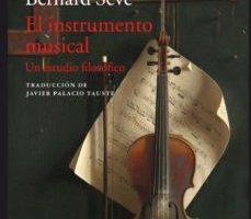 leer EL INSTRUMENTO MUSICAL: UN ESTUDIO FILOSOFICO gratis online