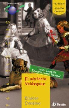 leer EL MISTERIO VELAZQUEZ gratis online