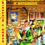 leer EL MISTERIOSO MANUSCRITO DE NOSTRARRATUS gratis online