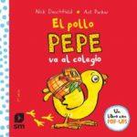 leer EL POLLO PEPE VA AL COLEGIO gratis online