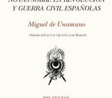 leer EL RESENTIMIENTO TRAGICO DE LA VIDA: NOTAS SOBRE LA REVOLUCION Y GUERRA CIVIL ESPAÑOLAS gratis online