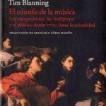 leer EL TRIUNFO DE LA MUSICA: LOS COMPOSITORES