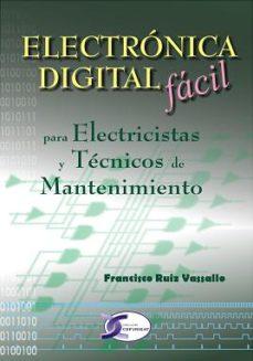 leer ELECTRONICA DIGITAL FACIL gratis online