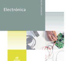 leer ELECTRONICA (GRADO MEDIO INSTALACIONES ELECTRICAS Y AUTOMATICAS ED 2017 gratis online