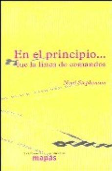 leer EN EL PRINCIPIO FUE LA LINEA DE COMANDOS gratis online