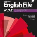 leer ENGLISH FILE 4TH EDITION A1/A2. STUDENT S BOOK AND WORKBOOK WITH KEY PACK gratis online