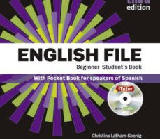 leer ENGLISH FILE BEGINNER STUDENT+ITUTOR+PB PK 3ED gratis online