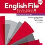 leer ENGLISH FILE ELEMENTARY MULTIPACK B STUDENT BOOK/WORKBOOK 4TH ED. gratis online