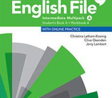 leer ENGLISH FILE INT  STUDENT BOOK/WORKBOOK A 4ED gratis online