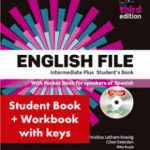 leer ENGLISH FILE INTERMEDIATE PLUS: STUDENT S BOOK WORK BOOK WITH KEY PACK gratis online