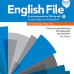 leer ENGLISH FILE PRE- INTERMEDIATE   STUDENT BOOK/WORK BOOK 4ED gratis online