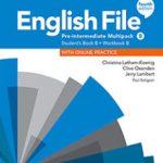 leer ENGLISH FILE PRE- INTERMEDIATE   STUDENT BOOK/WORK BOOK 4ED gratis online