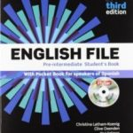leer ENGLISH FILE PRE-INTERMEDIATE THIRD ED. STUDENT S BOOK WITH WORKBOOK WITH KEY PACK gratis online