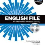 leer ENGLISH FILE PRE-INTERMEDIATE WORKBOOK WITH KEY PACK gratis online