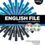 leer ENGLISH FILE THIRD EDITION: PRE-INTERMEDIATE: MULTIPACK A WITH ITUTOR AND ICHECKER gratis online