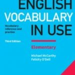 leer ENGLISH VOCABULARY IN USE  ELEMENTARY BOOK WITH ANSWERS gratis online
