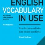 leer ENGLISH VOCABULARY IN USE PRE-INTERMEDIATE AND INTERMEDIATE WITH ANSWERS gratis online
