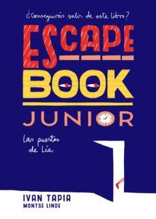 leer ESCAPE BOOK JUNIOR: LAS PUERTAS DE LIA : gratis online