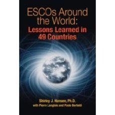 leer ESCOS AROUND THE WORLD gratis online