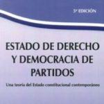 leer ESTADO DE DERECHO Y DEMOCRACIA DE PARTIDOS 5ª ED. gratis online