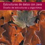 leer ESTRUCTURA DE DATOS CON JAVA gratis online