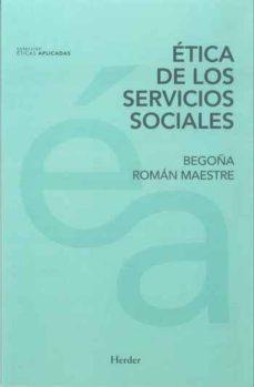 leer ETICA DE LOS SERVICIOS SOCIALES gratis online