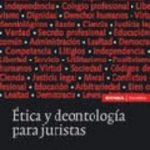 leer ETICA Y DEONTOLOGIA PARA JURISTAS gratis online