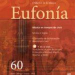 leer EUFONIA Nº 060 gratis online