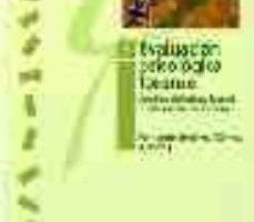leer EVALUACION PSICOLOGICA FORENSE : AMBITOS DELICTIVOS