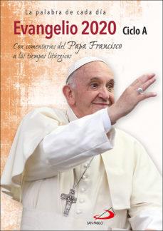 leer EVANGELIO 2020 CON EL PAPA FRANCISCO - LETRA GRANDE - CICLO A gratis online
