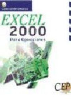 leer EXCEL 2000 PARA OPOSICIONES gratis online