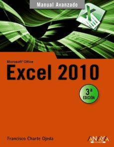leer EXCEL 2010 gratis online
