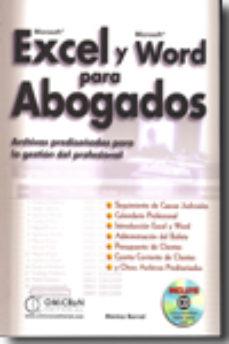 leer EXCEL Y WORD PARA ABOGADOS gratis online