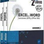 leer EXCEL Y WORD : PACK 2 LIBROS gratis online