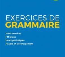 leer EXERCICES DE GRAMMAIRE EN CONTEXTE B2: EN CONTEXTE gratis online