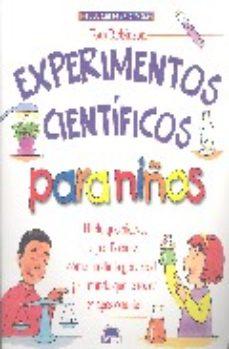 leer EXPERIMENTOS CIENTIFICOS PARA NIÑOS: HIELO QUE HIERVE