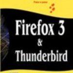 leer FIREFOX 3 & THUNDERBIRD:  GUIA RAPIDA PASO A PASO gratis online