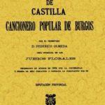 leer FOLK-LORE DE CASTILLA O CANCIONERO POPULAR DE BURGOS gratis online