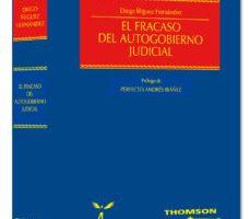 leer FRACASO DEL AUTOGOBIERNO JUDICIAL gratis online