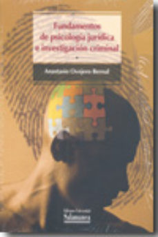 leer FUNDAMENTOS DE PSICOLOGIA JURIDICA E INVESTIGACION CRIMINAL gratis online