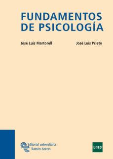 leer FUNDAMENTOS DE PSICOLOGIA gratis online