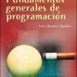 leer FUNDAMENTOS GENERALES DE PROGRAMACION gratis online