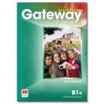 leer GATEWAY B1+ STUDENT BOOK PACK 2ND ED 2016 gratis online