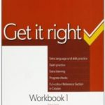 leer GET IT RIGHT 1: WOORKBOOK gratis online