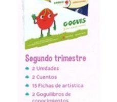leer GOGUIS 3 AÑOS 2º TRIMESTRE GLOBALIZADO INFANTIL gratis online