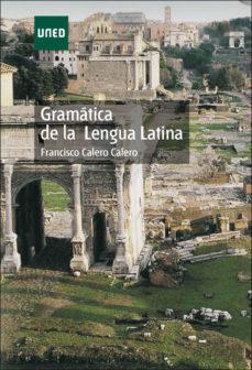 leer GRAMATICA DE LA LENGUA LATINA gratis online