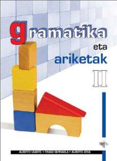 leer GRAMATIKA ETA ARIKETAK II gratis online