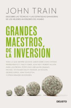leer GRANDES MAESTROS DE LA INVERSION gratis online